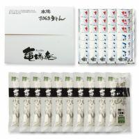 《細麺》お徳用本膳讃岐うどん・10袋つゆ付き