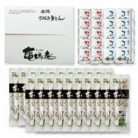 《細麺》お徳用一膳讃岐うどん・20袋つゆ付き